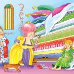 La principessa sul biso (di Baone)