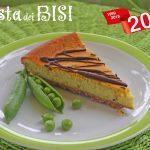 La ricetta per gustare la torta coi Bisi di Baone